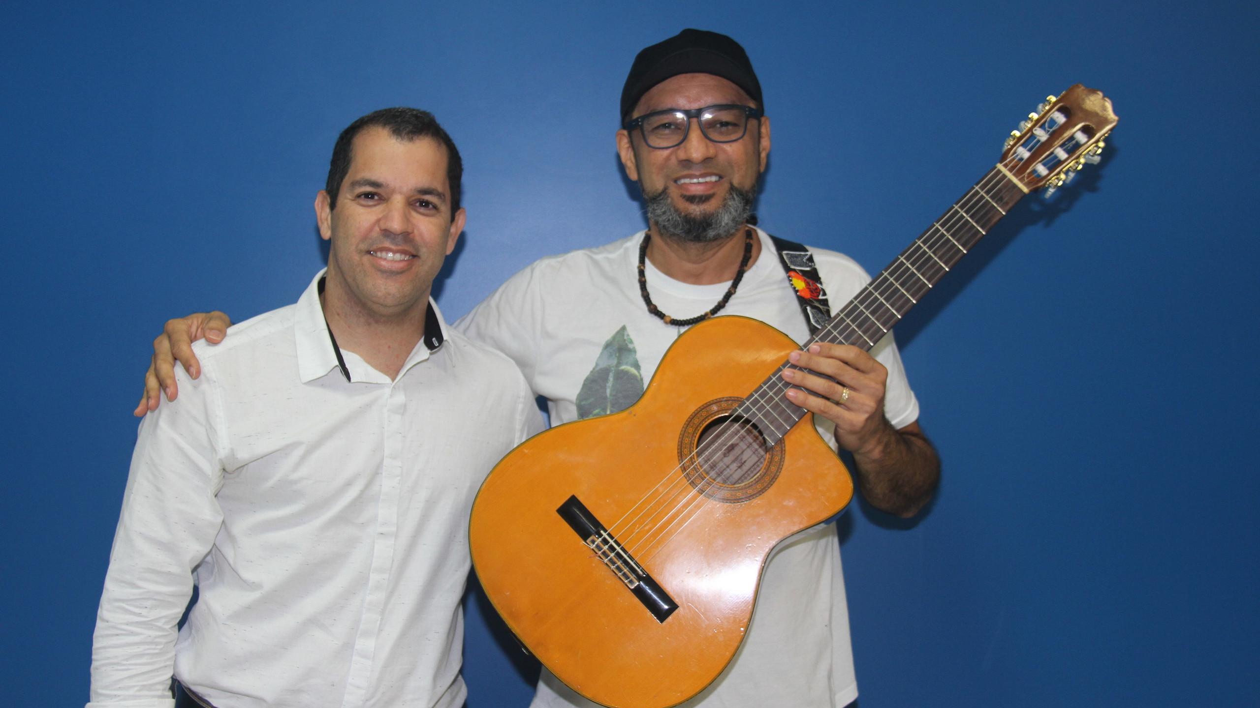 Com Carlos Hubert Gerente Corporativo de Comunicação e Marketing do Grupo Equatorial/Cemar.