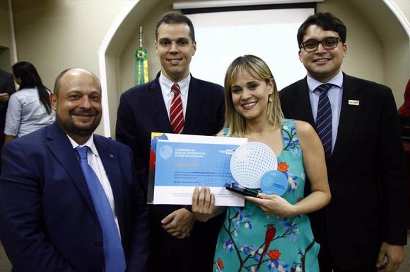 """Detran-MA é premiado pelo Projeto """"Ouvidoria Itinerante"""""""