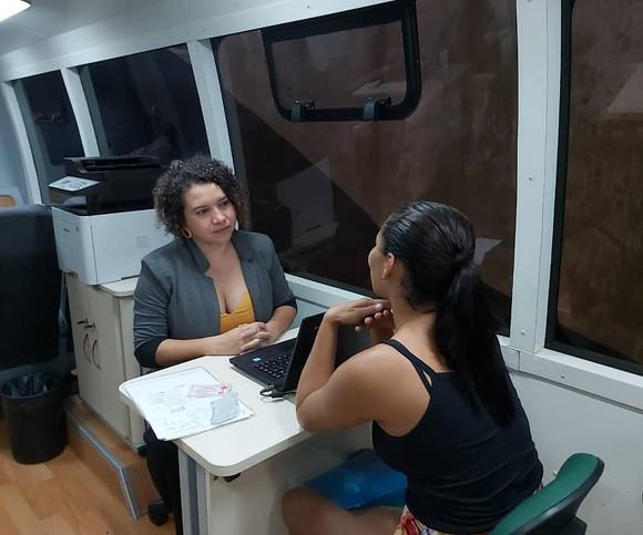 Cerca de 2.400 mulheres em situação de violência já buscaram assistência na Defensoria Pública nos p