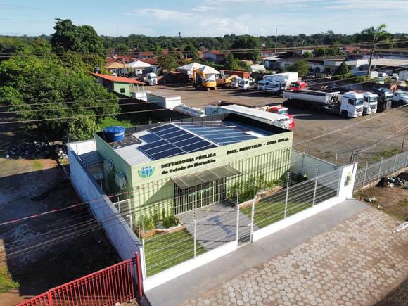 DPE/MA inaugura, na Zona Rural, o nono econúcleo do estado e o segundo da capital maranhense