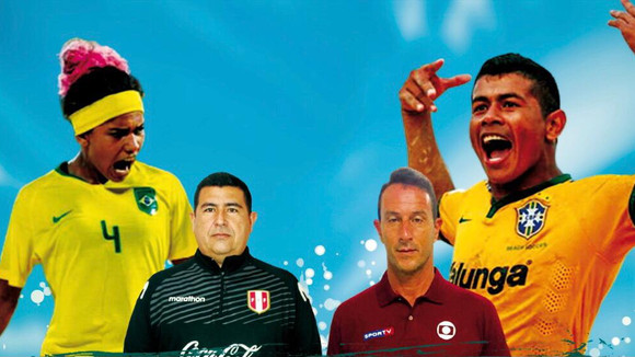 Maranhense de Beach Soccer será lançado neste domingo (25)