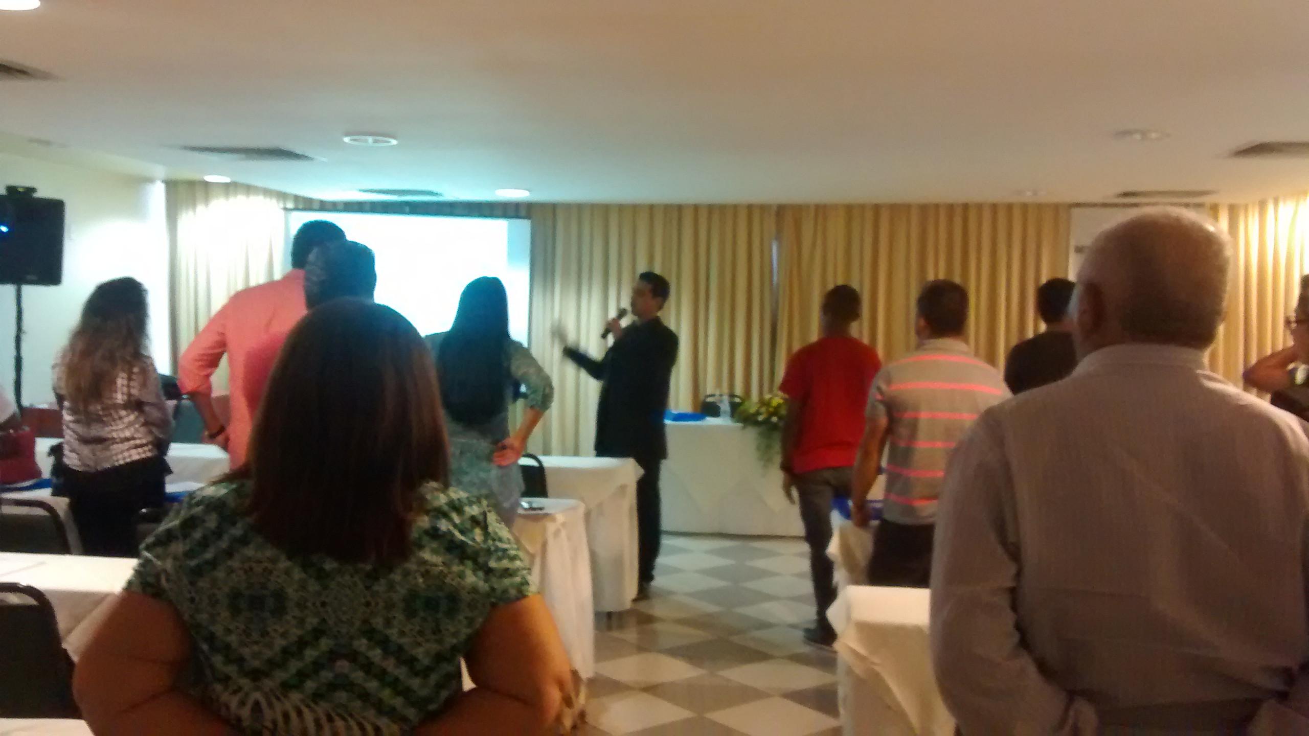 Capacitação realizada com servidores do Detran em São Luís. (Foto: Divulgação)