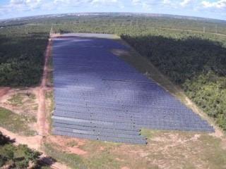 INÍCIO DAS OPERAÇÕES DE USINA DE ENERGIA SOLAR RESPONSÁVEL POR ABASTECER O SISTEMA DE SANEAMENTO DA