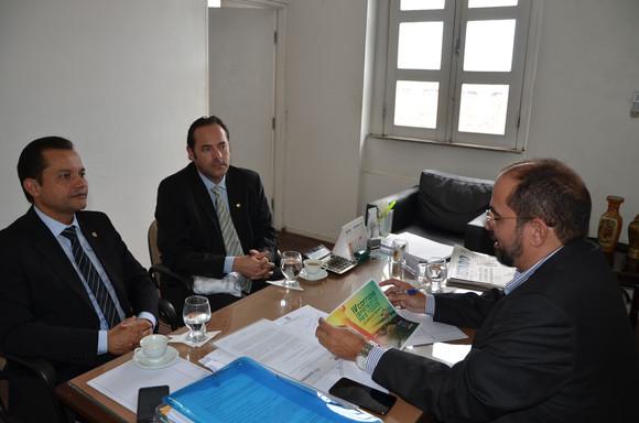 DPE e Adpema garantem parcerias para realização da corrida Defensoria para Todos