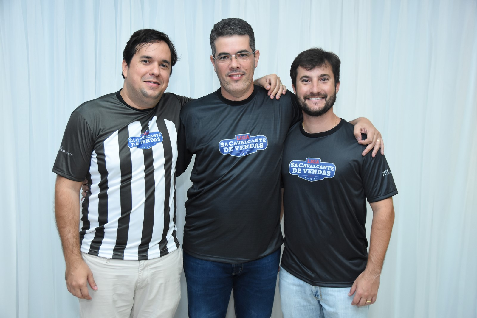 Otacilio Alexandre Diego Freire e Bruno Rigo (Gerente Regional de Engenharia da Sá Cavalcante).