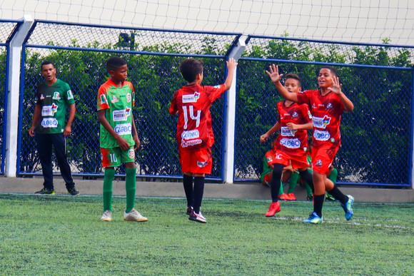 Campeões da Copa Interbairros de Futebol 7 serão conhecidos neste domingo