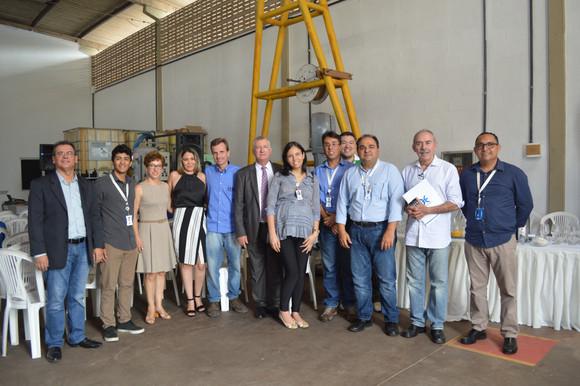 Empresa ITB- Equipamento Elétricos inaugura o primeiro laboratório do Maranhão em parceria com a Cem