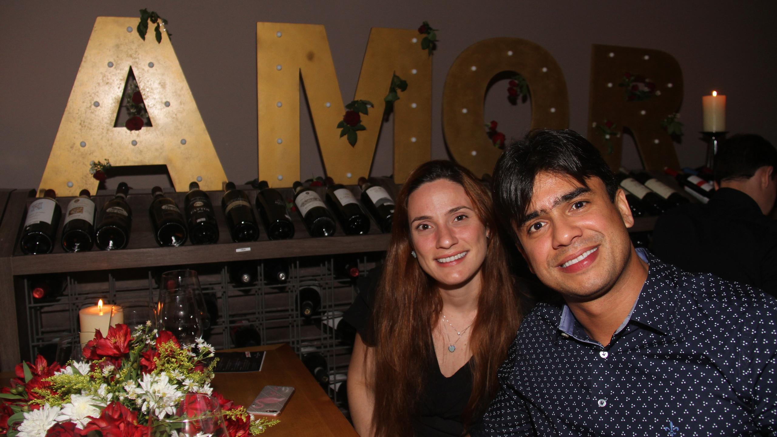 André e Denise Coelho.