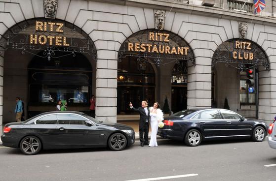 Ritz Wedding