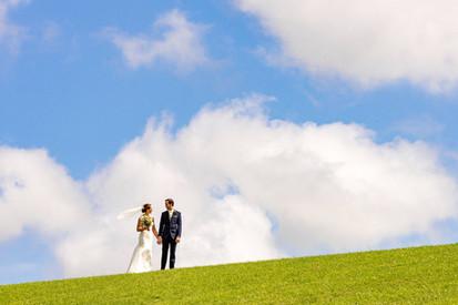 Bridal landscape