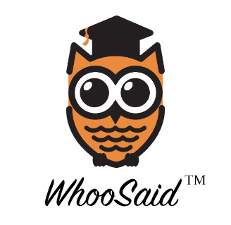 WhooSaid™