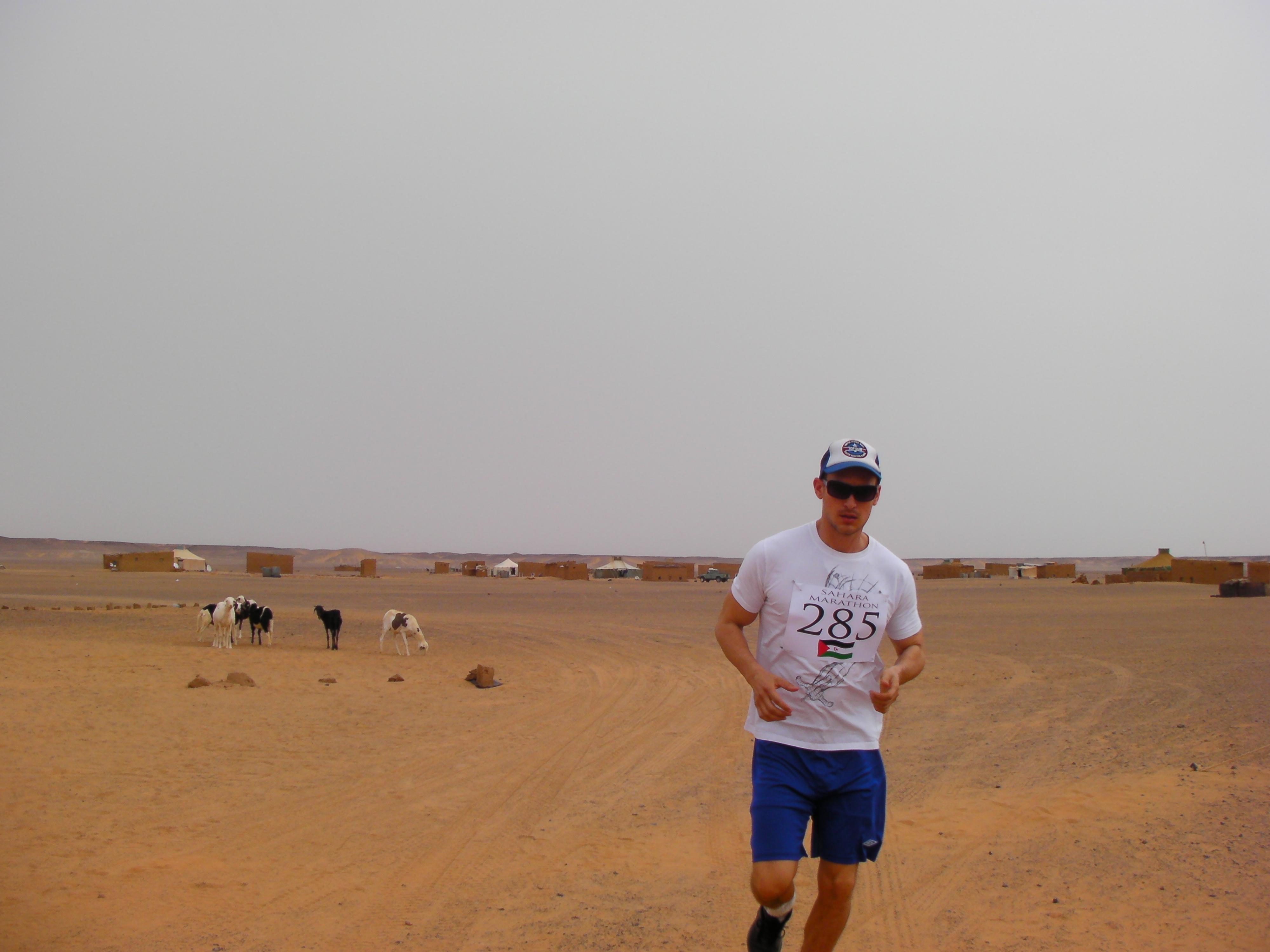 Western Sahara Marathon