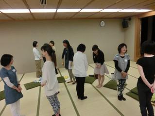 Life is yoga -ヨガを暮らしに生かすための3daysWS-  島崎晴美