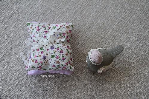 Bahar Çiçekli Lavanta Kokulu Yastık-01