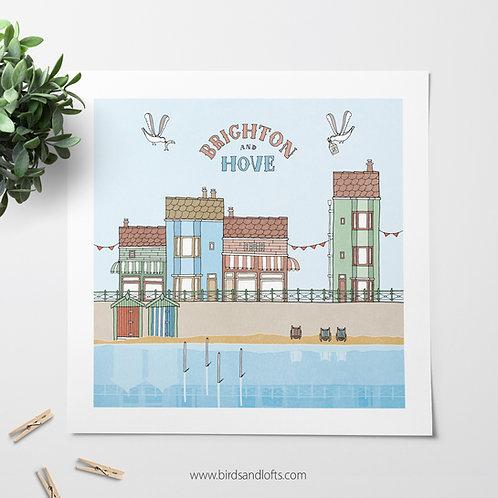 Brighton & Hove print