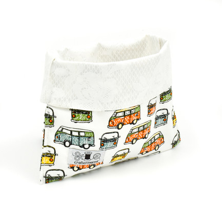 Snack bag by Crafter Mama