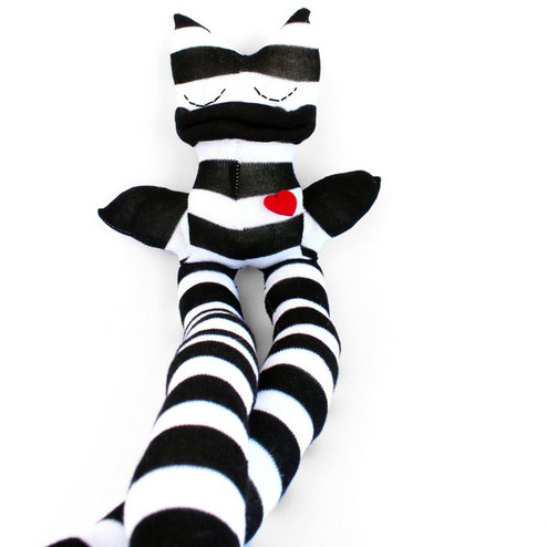 """Rigatoni"" Longlegs Soft Toy by Sockool"