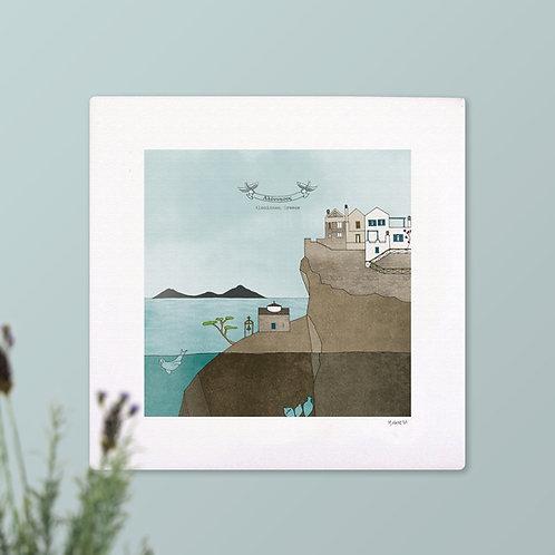 Last pieces: Canvas Prints - Greece