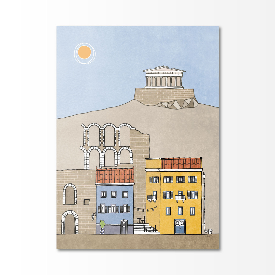 ATHENS NOTEBOOK