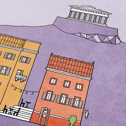 Athens #2 print