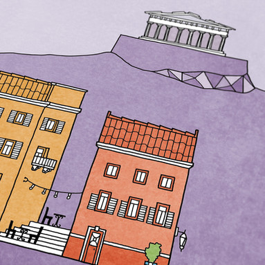Athens detail