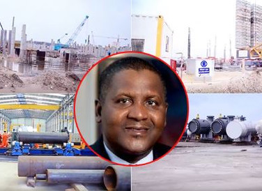 Fuel scarcity: Dangote Refinery returnee graduate engineers promise to end challenge