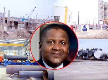 Fuel scarcity: Dangote Refinery returnee graduate engineers promise to end challenge