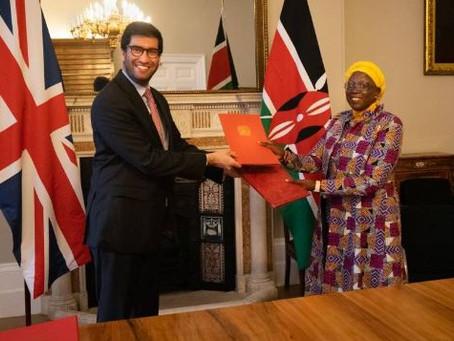 UK Allays Fears Kenya Trade Pact is Against Spirit of Regional Bloc