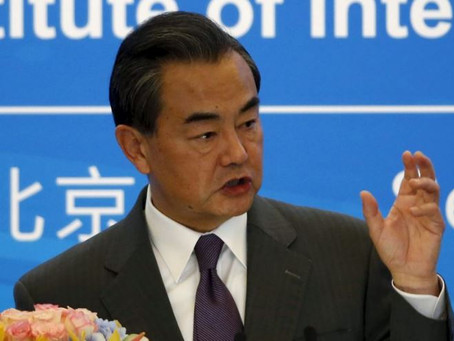 China says US and allies have duty to aid Afghanistan