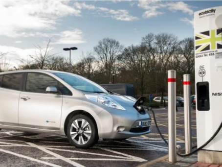 UK could be left behind in the electric car race, warns report