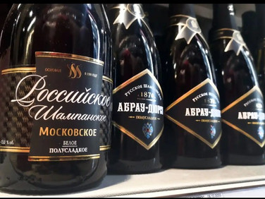 France in a fizz over Russia's champagne label law