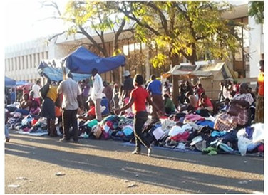 3 African countries ban secondhand clothes imports