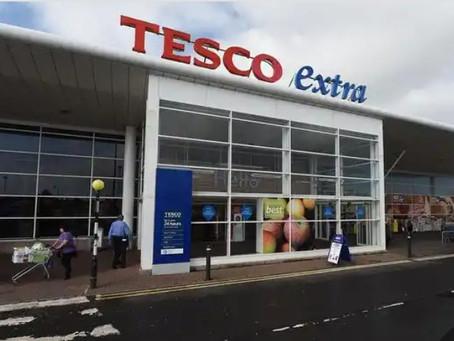 Tesco Ireland reports rise in revenues as online sales soar