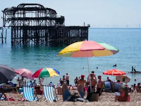 Met Office issues first UK extreme heat warning