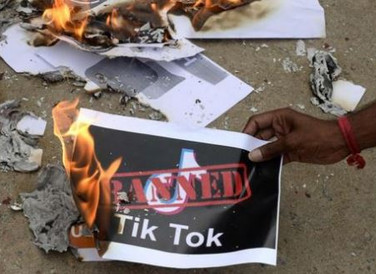 TikTok's UK headquarters in doubt amid US pressure