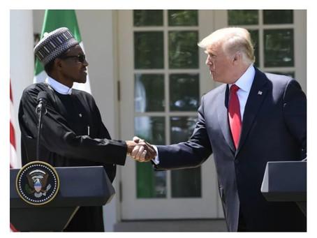 Trump Praises Nigerian Govt for Banning Twitter