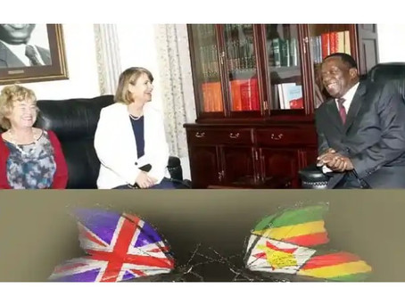 UK Scales Up Cooperation With Zimbabwe Ahead of Brexit