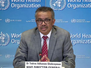 US to pay more than 200 million dollars to WHO by end of month