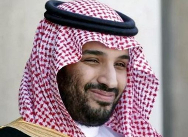 Saudi Crown Prince gets royal treatment in UK