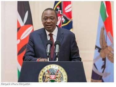 Kenyatta visits Paris, to sign major contracts