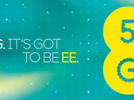 EE aims for 5G coverage everywhere in UK by 2028
