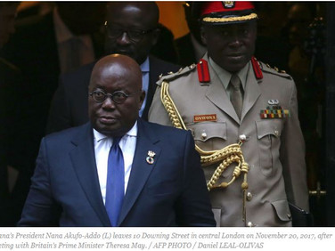 Ghana president says 'no reason' to return to IMF