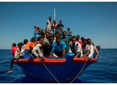 EU increasing suffering of African migrants trying to cross Sahara – Red Cross