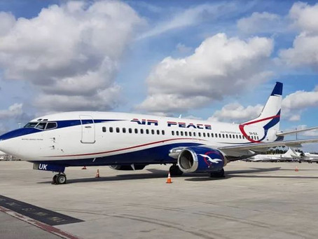 Air Peace Resumes Flight Operations to Johannesburg