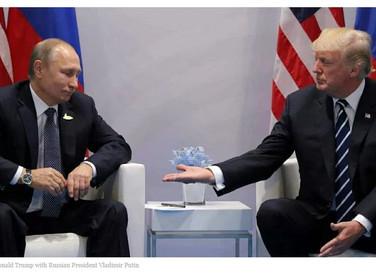Russia retaliates, expels 60 U.S. envoys, closes Consulate