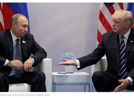 Russia denies meddling in US presidential campaign