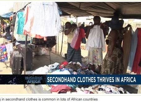 Kenya: Secondhand Clothes Traders Plead for Lifting of Import Ban