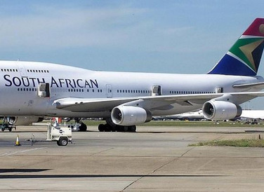 South Africa commits $650 million to national airline