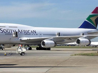 South African Airways to get $400 million capital injection
