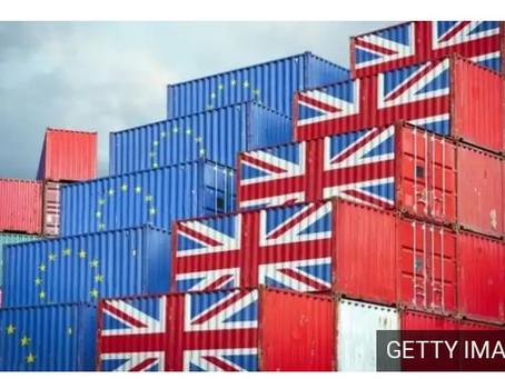 Brexit: UK delays border checks on EU goods into Great Britain